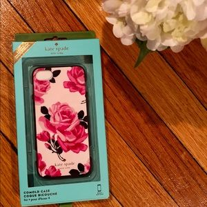 🎀 Kate Spade Selavi Rose Comold Case iPhone 7/8